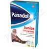 Panadol Junior čípky 250mg rct.sup.10x250mg