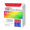 GS Extra Strong Multivitamin tbl. 60+60 2016
