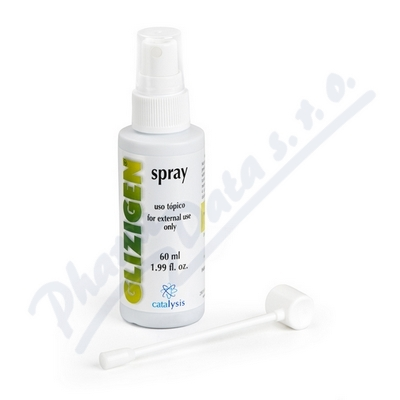 Glizigen spray 60 ml