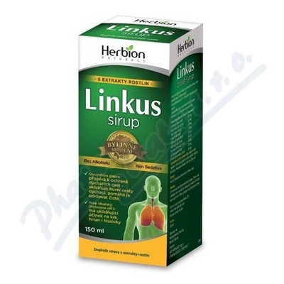 Linkus Sirup 150ml