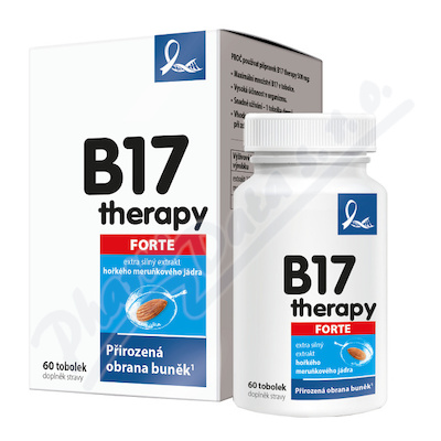 B17 therapy 500mg tob.60